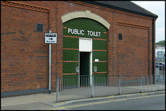 bus station loos