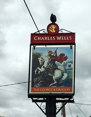 'The George And Dragon'