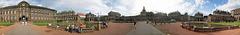 360° Panorama im Dresdner Zwinger (2*PiP)