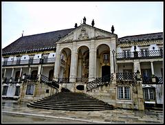 Coimbra: Universidad