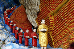 Kaw Ka Thaung Cave/ Hpa-an