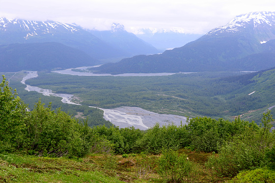 Resurrection River Valley