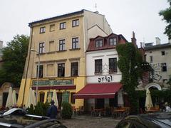 Jewish quarter.