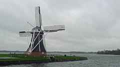 Nederland - Haren, De Helper