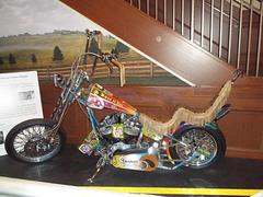 Moto de rêve qui rappelle 1969....