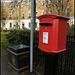 Rutherway post box