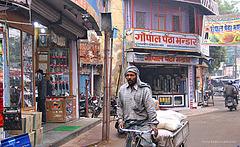 Street in Fathepur Sikri - Rajasthan