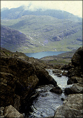 The Mad Burn, Black Cuillins, Skye