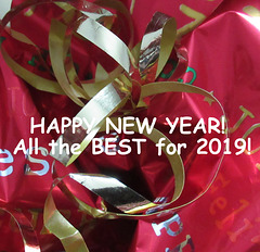 Bonne Année / Happy New Year / Frohes neues Jahr !