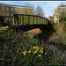 footbridge at Rutherway