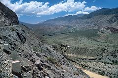 Ruta 12 - Rio San Juan - Dique Caracoles