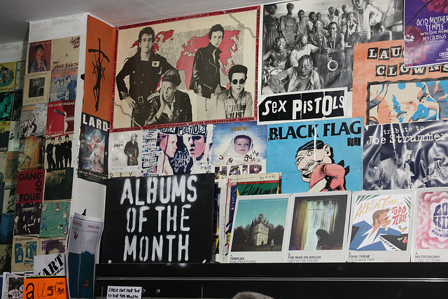 Albums of the month