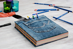 The Colourful Jeansbook