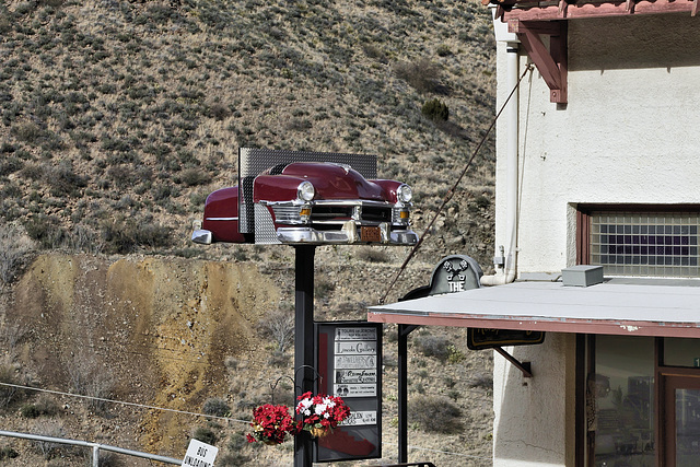 Bar and Grille – New State Motor Company Building, Main Street, Jerome, Arizona
