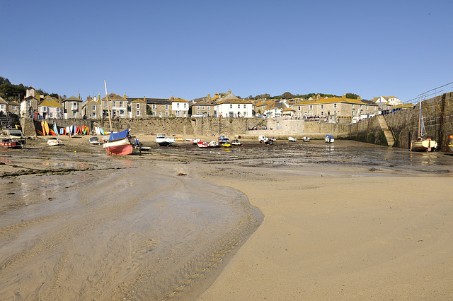 HFF from Mousehole in Cornwall