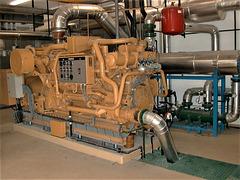 Cogeneration - Electricity