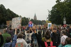 Klimademo 24.9.21 Hannover