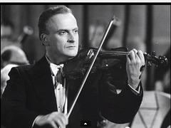 Yehudi Menuhin plays Brahms