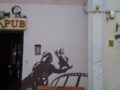 Stencils.