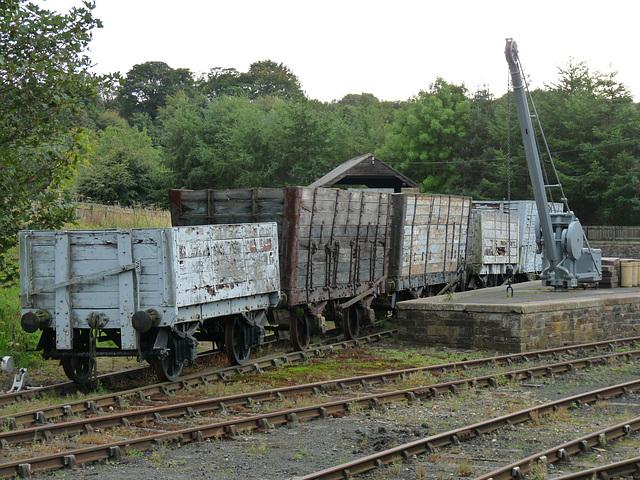 Beamish- Rowley Station Goods Yard