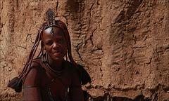 Namibia. Himba tribe