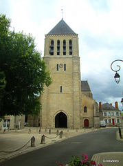 église Saint Pierre Saint Germain de CHECY (1)