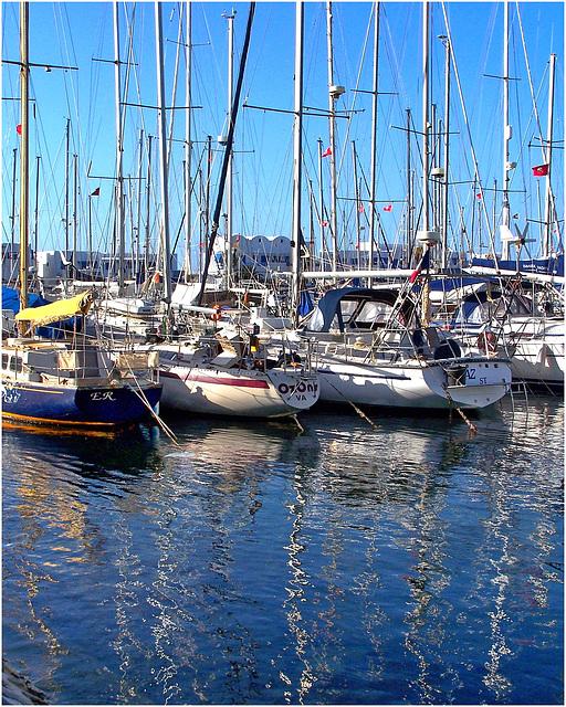 Monastir : un porto turistico in acque cristalline