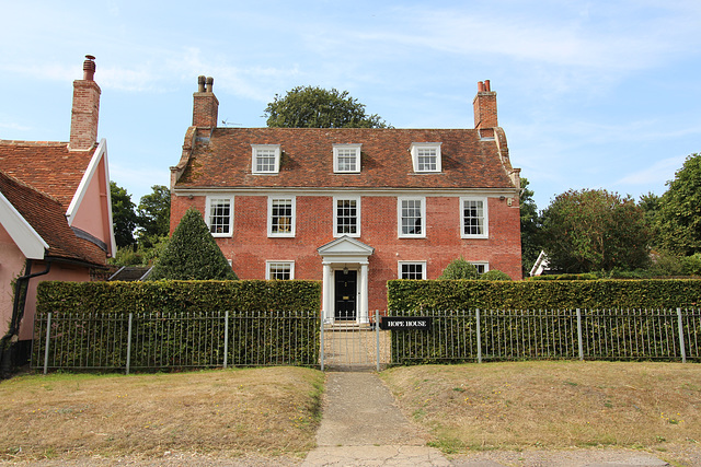 Hope House, High Street, Yoxford, Suffolk