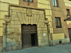 The oldest building in Madrid