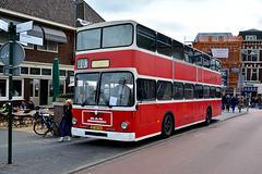 1981 MAN SD200 double-decker bus