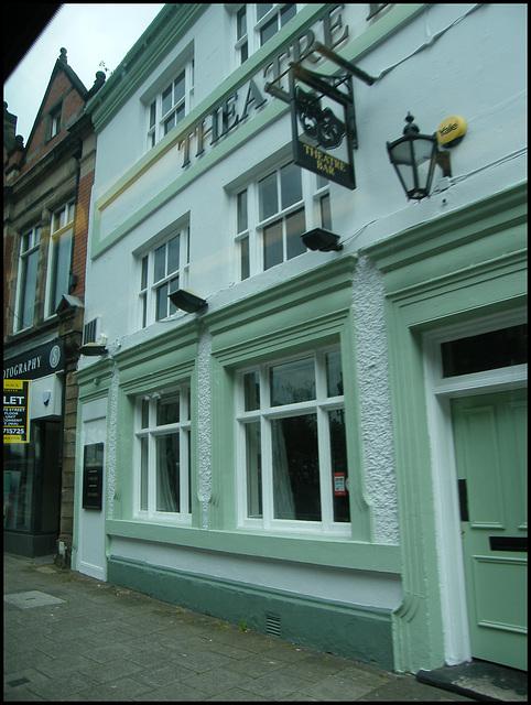Stafford Theatre Bar