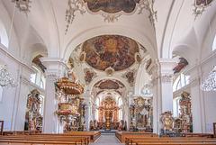 Pfarrkirche St.Martin de Schwytz