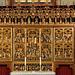 Altar in der Pfarrkirche St. Marien in Güstrow