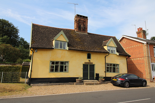 The Old Beer House, High Street, Yoxford, Suffolk
