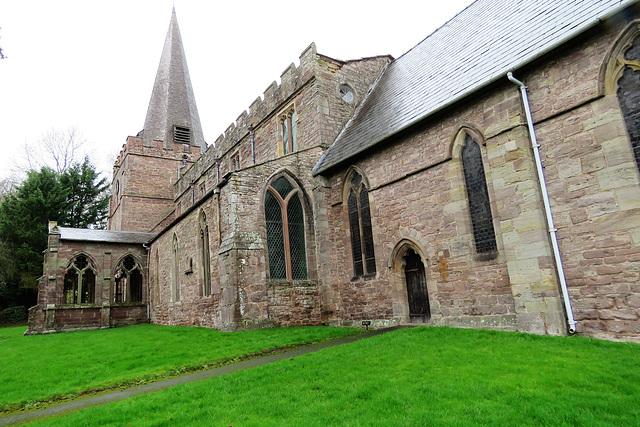 edvin ralph church, herefs