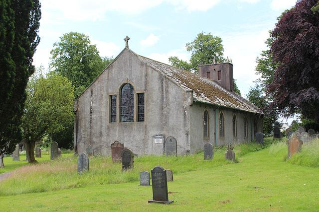 Saint Mary's Churchyard, Threlkeld, Cumbria