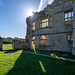 Titchfield Abbey - sunny view