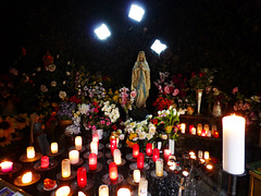 Lourdes-Kapelle in Bachem
