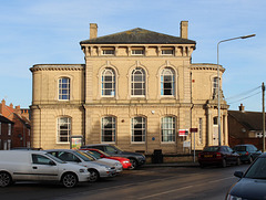 Former Court House of 1865, Louth Road, Horncastle, Lincolnshire