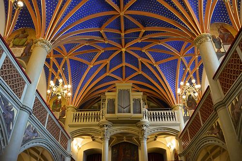 In der Kapelle des Schlosses  Schwerin