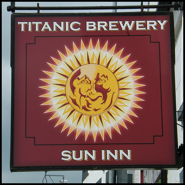 Titanic Brewery - The Sun