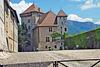 ANNECY  Cour du chateau