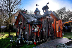 Das Hexenhaus von Veelböken