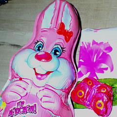 Ostern für/von Mädchen  - eastern for/from girls