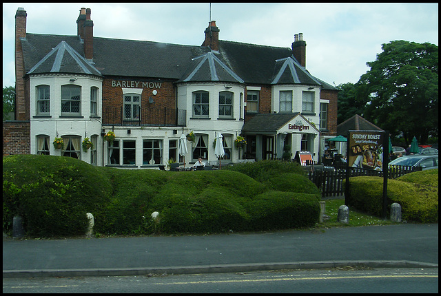 The Barley Mow at Milford