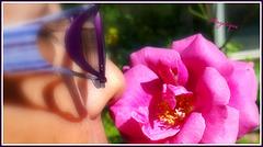 """""""Quand on vit au milieu des roses, on en prend malgré soi le parfum."""""""
