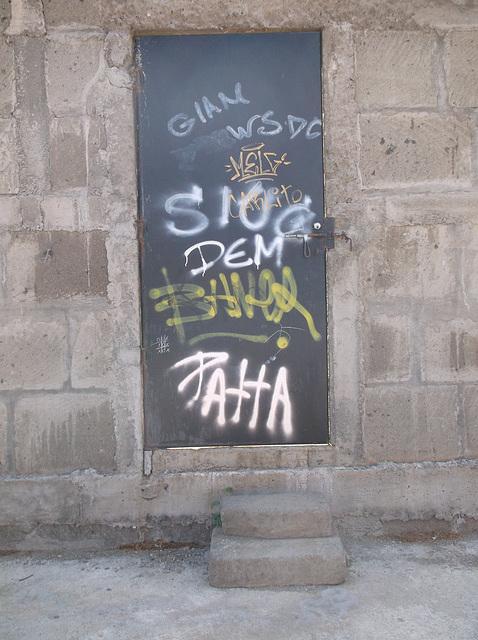 Puerta Patta
