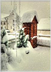 Plötzlich kam der Winter...  ©UdoSm