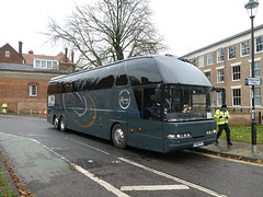 Kevendys Travel K88 DYS (YN06 FTT) in Bury St. Edmunds - 23 Nov 2019 (P1060029)