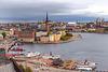 A view to Riddarholmen